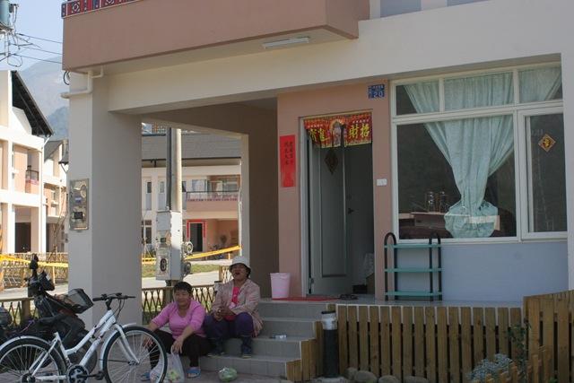 高雄市甲仙區五里埔 小林一村 重建 住宅 永久屋 莫拉克新聞網提供