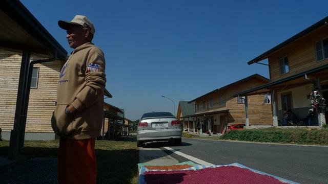 瑪家農場 永久屋基地 生活 莫拉克新聞網提供