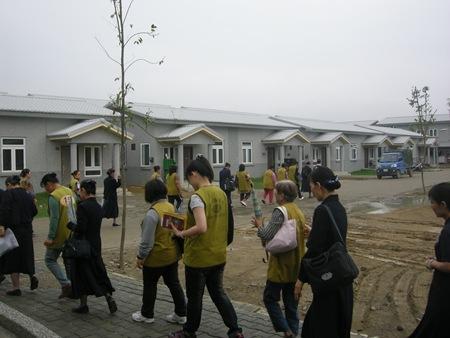慈濟大愛園區 八八水災 杉林區月眉農場 莫拉克新聞網提供
