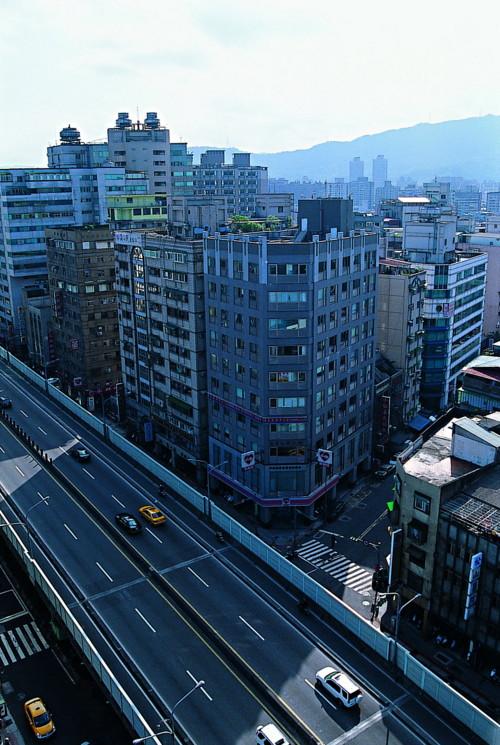 NO.11 南京文學大樓(舊稱慶福大樓)
